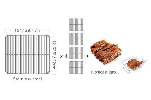 Broil King Smoke™ Vertical Gas Smoker